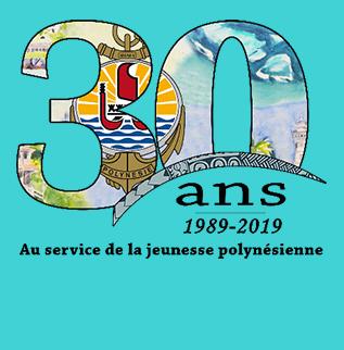 30ans au service de la jeunesse Polynesienne